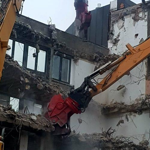 demolari industriale controlate cu utilaje (5)