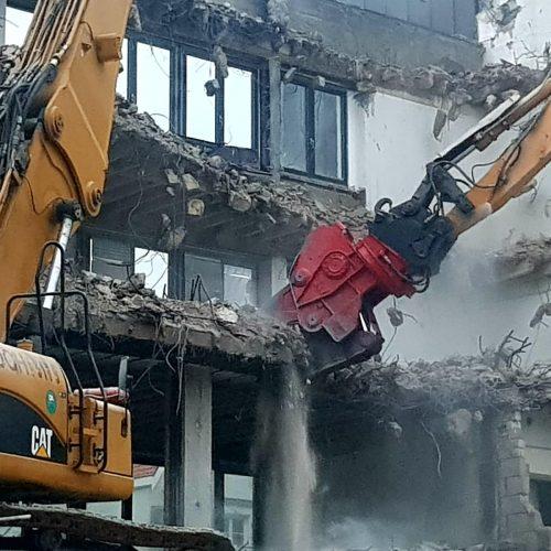 demolari industriale controlate cu utilaje (6)