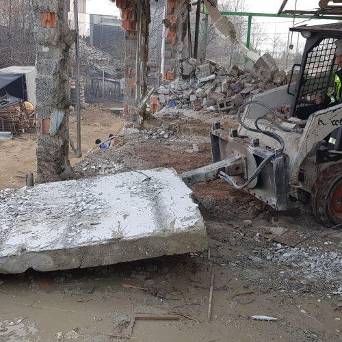 demolari industriale cu utilaje (2)