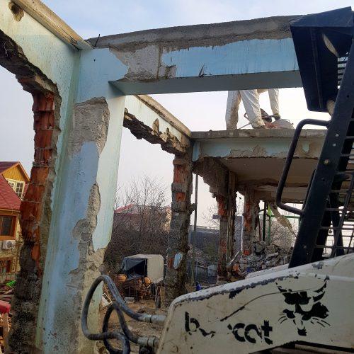 demolari industriale cu utilaje (3)